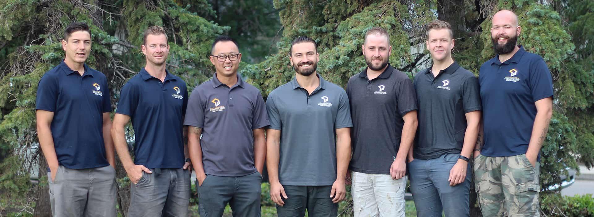 Collaborative Construction Renovation Contractors Regina Team Trust