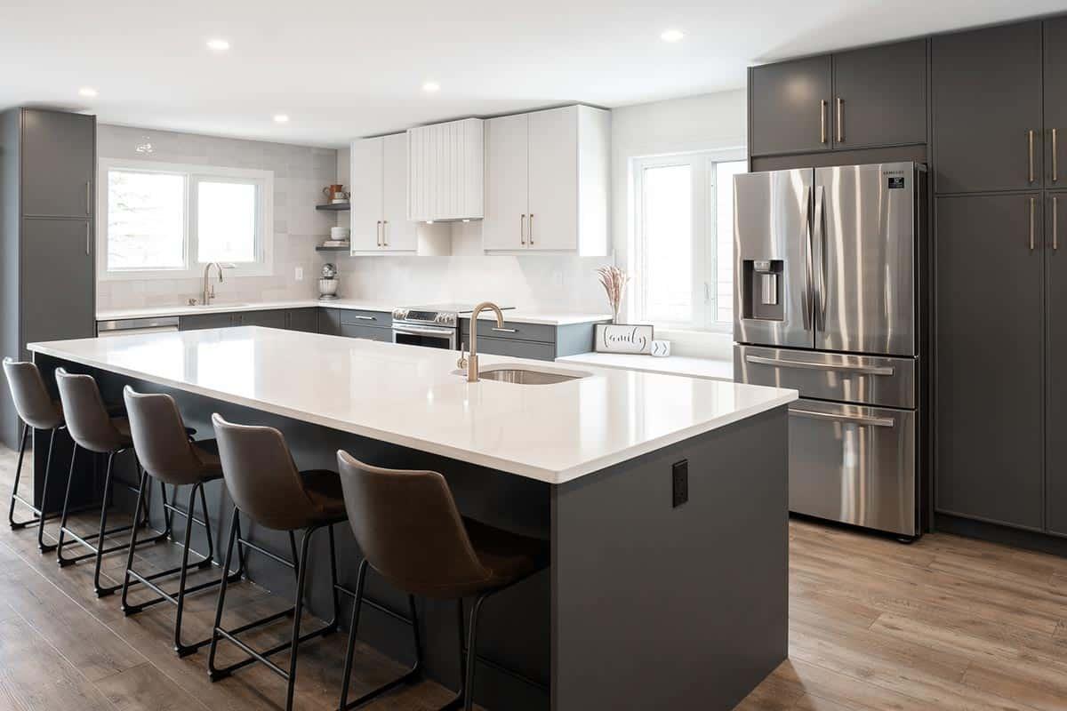 kitchen cabinet company regina