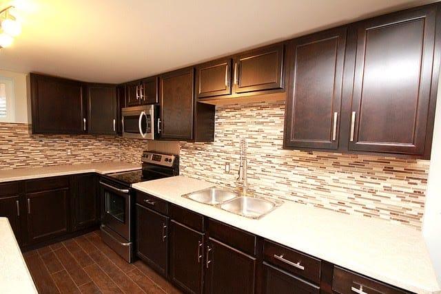 Collaborative Construction regina renovation basement suite kitchen